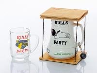Bulls Party Mugs