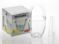 Sylvana Ice Bucket & Tongs