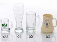 Beermugs & Large Glass