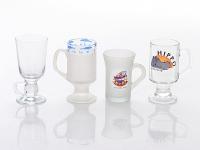 Glass Coffee & Tea Mugs