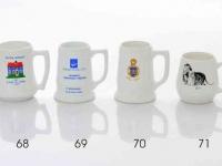 Beer Mugs / Goblets