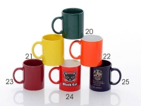 Coloured Mugs